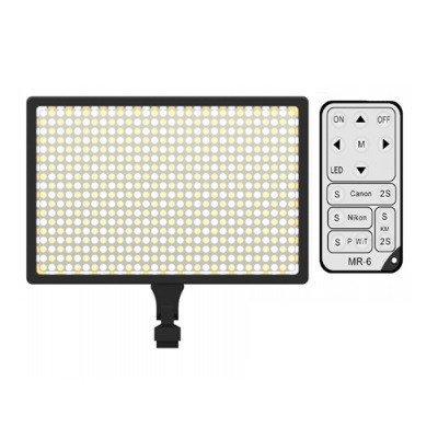 LAMP LED-540A PRO VIDEO LIGHT + Batt F970
