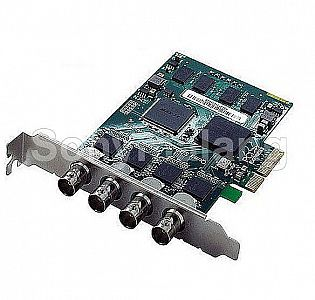 Quad 3G-SDI PRO Video Capture Card PCI-E Live Switcher