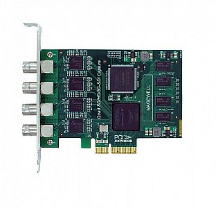 PCI-E SDI CAPTURE QUAD