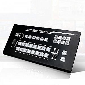 Live Production Multi format HD Video Switcher with multiview, Encoding, Decoding, Recording